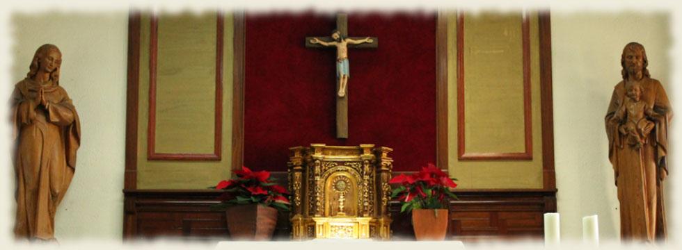 Sagrario Navidad