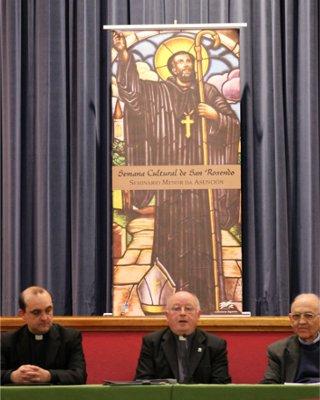 Inauguración II Semana Cultural San Rosendo