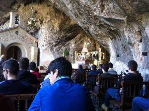 Covadonga Cueva