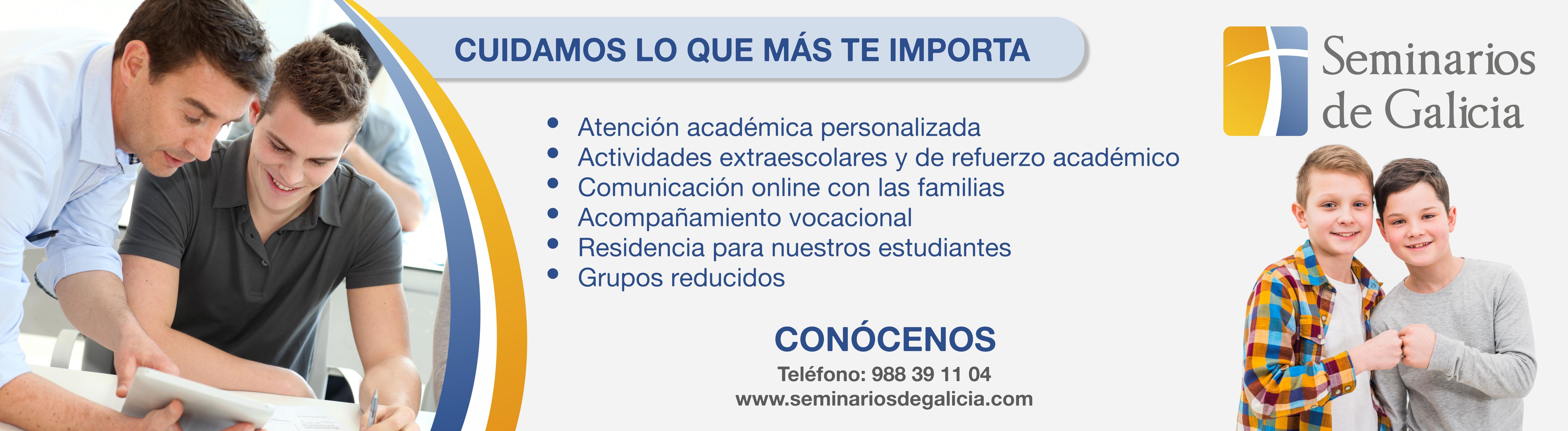 Seminarios de Galicia Matrícula Abierta